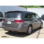 Video install trailer hitch 2016 honda odyssey 36417