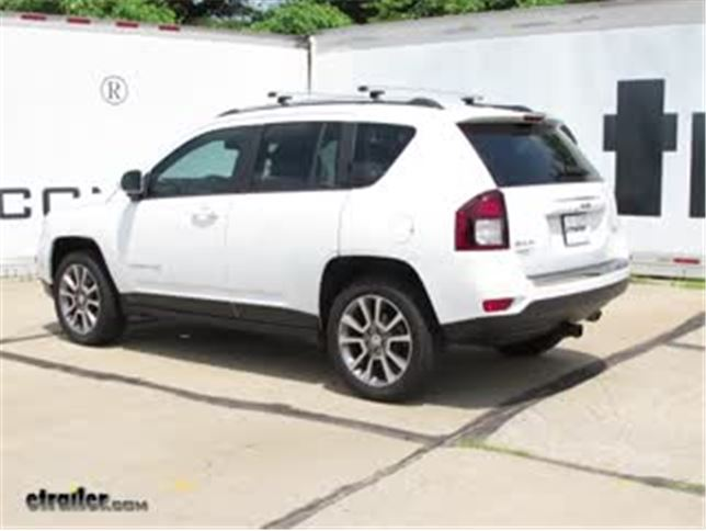 2017 Jeep Compass Trailer Hitch