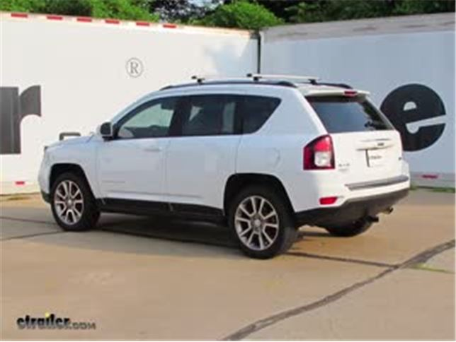 2014 Jeep Compass Curt Trailer Hitch Receiver - Custom Fit ...