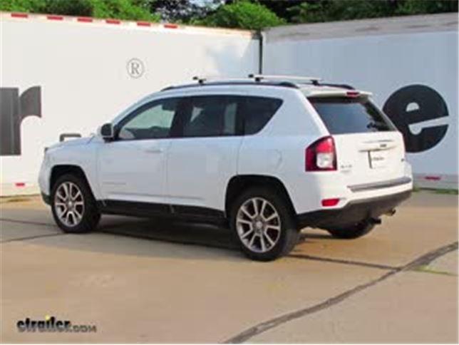 Curt Brake Controller >> 2014 Jeep Compass Trailer Hitch - Curt