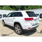 Trailer Hitch Installation - 2016 Jeep Grand Cherokee - Draw-Tite