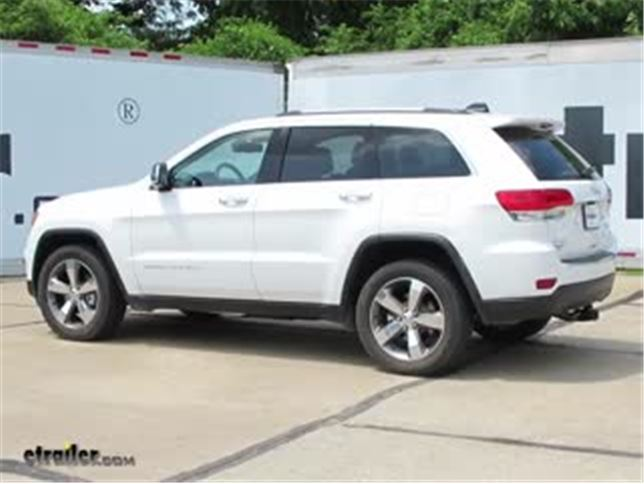 2017 jeep grand-cherokee trailer hitch