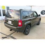 Trailer Hitch Installation - 2016 Jeep Patriot - Draw-Tite