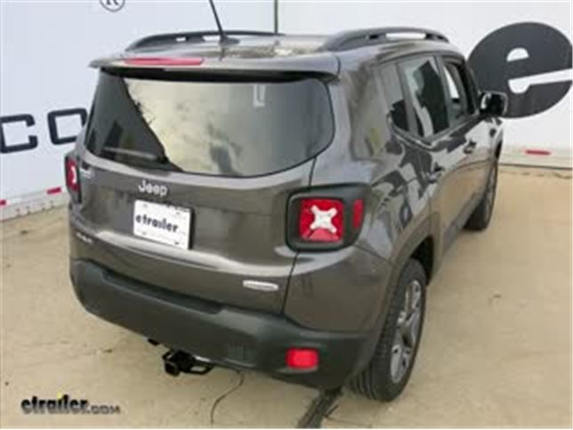 2017 Jeep Renegade Trailer Hitch