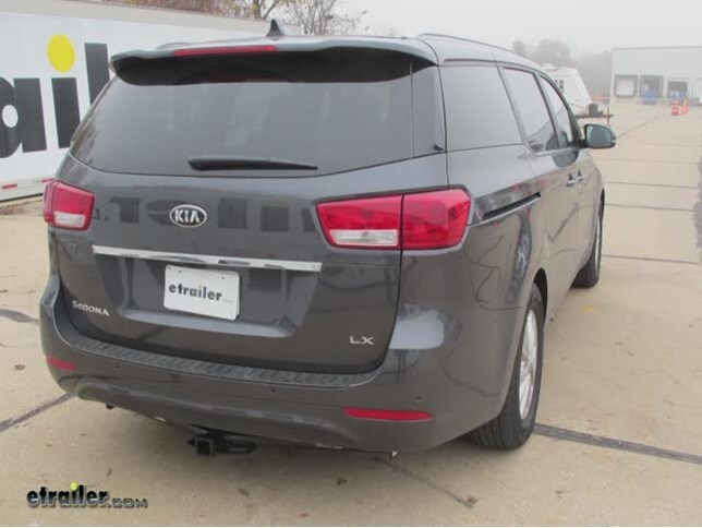 install trailer hitch 2016 kia sedona c13115_644 trailer hitch installation 2016 kia sedona curt video 2010 Kia Sedona at suagrazia.org