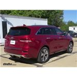 recommended trailer hitch receiver for 2016 kia sorento. Black Bedroom Furniture Sets. Home Design Ideas