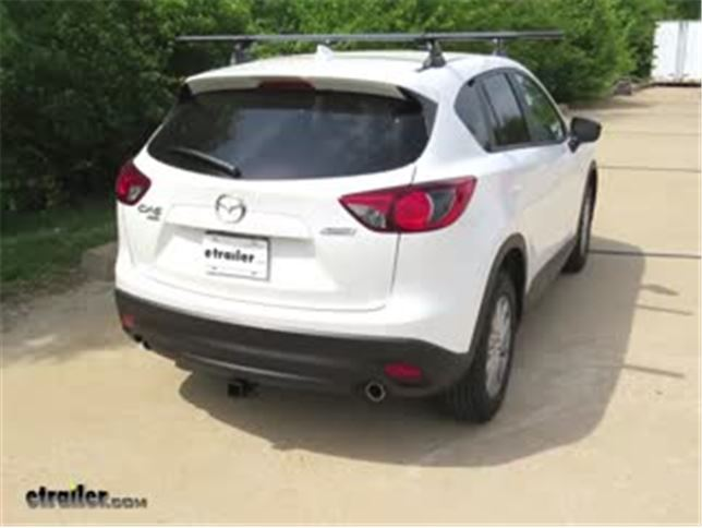install trailer hitch 2016 mazda cx 5 c13315_644 curt trailer hitch installation 2016 mazda cx 5 video etrailer com 2016 Mazda CX-5 Interior at bayanpartner.co