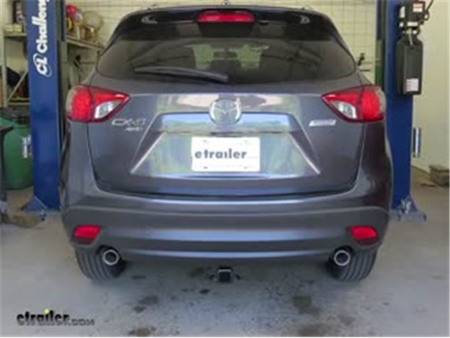 install trailer hitch 2016 mazda cx5 75217_644 trailer hitch installation 2016 mazda cx 5 draw tite video 2016 Mazda CX-5 Interior at bayanpartner.co