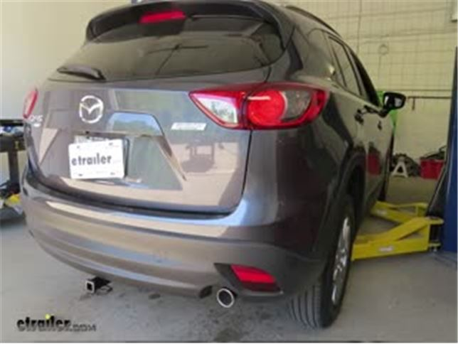install trailer hitch 2016 mazda cx5 c12080_644 trailer hitch installation 2016 mazda cx 5 curt video 2016 Mazda CX-5 Interior at bayanpartner.co