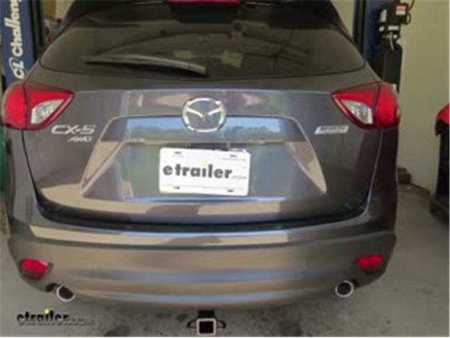install trailer hitch 2016 mazda cx5 c13127_644 trailer hitch installation 2016 mazda cx 5 curt video 2016 Mazda CX-5 Interior at gsmportal.co