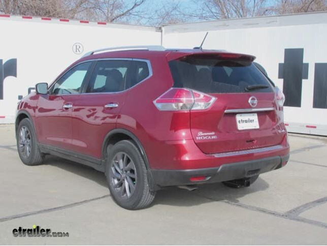 Superior Trailer Hitch Installation   2016 Nissan Rogue   Draw Tite Video |  Etrailer.com