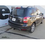 Trailer Hitch Installation - 2016 Subaru Forester - Draw-Tite