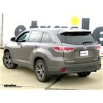 Draw-Tite Max-Frame Trailer Hitch Installation - 2016 Toyota Highlander