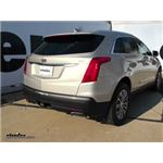 Trailer Hitch Installation - 2017 Cadillac XT5