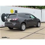 Trailer Hitch Installation - 2017 Chevrolet Traverse - Draw-Tite