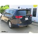 Draw-Tite Trailer Hitch Installation - 2017 Chrysler Pacifica