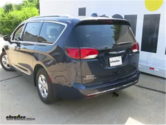 install trailer hitch 2017 chrysler pacifica 36798_644 draw tite trailer hitch installation 2017 chrysler pacifica  at n-0.co