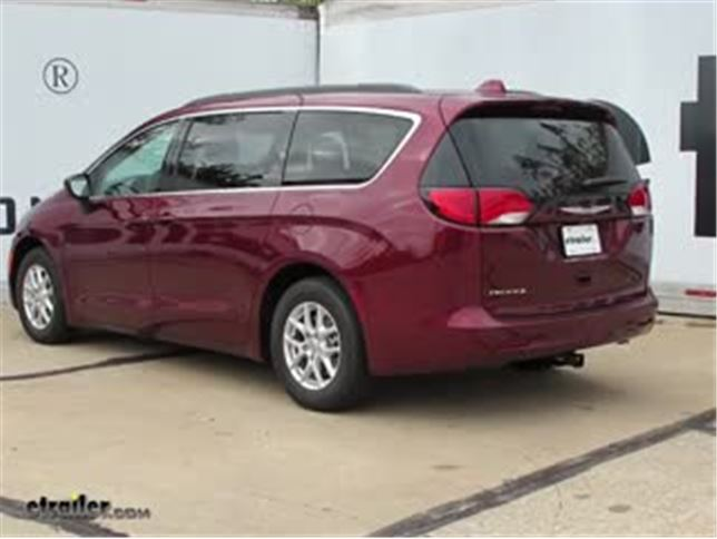 2017 chrysler pacifica trailer hitch draw tite. Black Bedroom Furniture Sets. Home Design Ideas