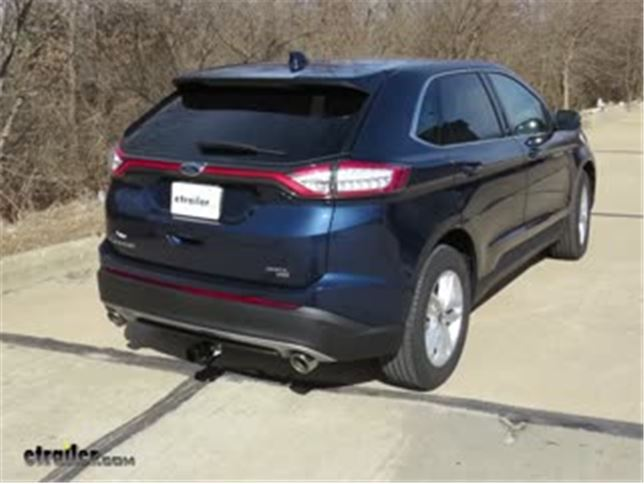 install trailer hitch 2017 ford edge 75234_644 trailer hitch installation 2017 ford edge draw tite video 2014 ford edge trailer wiring harness at mr168.co