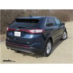 Trailer Hitch Installation - 2017 Ford Edge - Curt