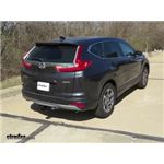 Trailer Hitch Installation - 2017 Honda -CR-V