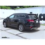 Trailer Hitch Installation - 2017 Hyundai Santa Fe - Draw-Tite