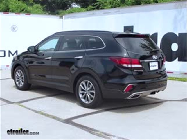 2014 Hyundai Santa Fe Trailer Wiring Harness : Hyundai santa fe trailer hitch wiring harness chevy