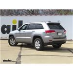 Trailer Hitch Installation - 2017 Jeep Grand Cherokee - Draw-Tite