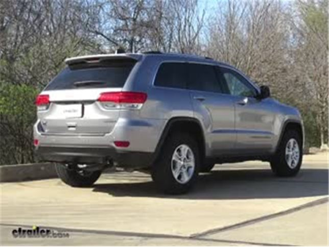Jeep grand cherokee tow hitch