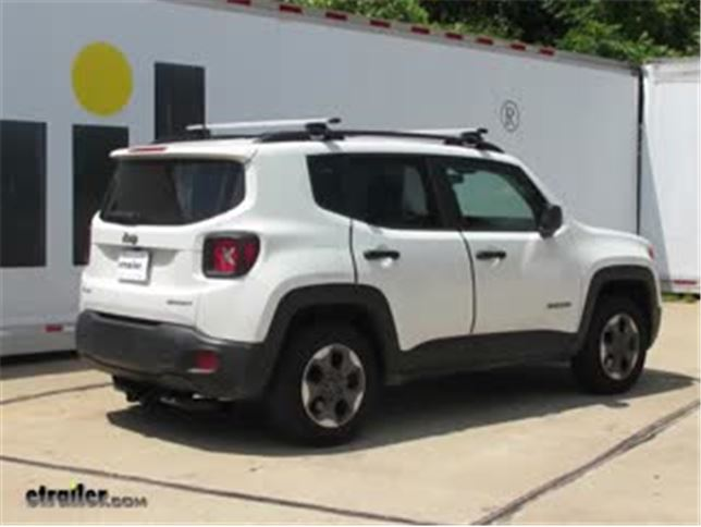 "Bike Rack For Jeep Renegade >> Curt Trailer Hitch Receiver - Custom Fit - Class III - 2"" Curt Trailer Hitch C13269"