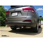 Curt Trailer Hitch Installation - 2017 Kia Sorento