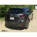 Trailer Hitch Installation - 2017 Mazda CX-5 - Curt
