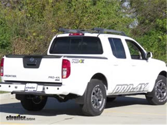 Nissan frontier trailer hitch etrailer speaker 1 today on this 2017 nissan frontier well be having a look at and showing you how to install the curt class iii trailer hitch receiver sciox Gallery