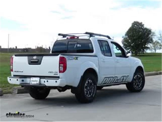 Trailer Hitch Installation - 2017 Nissan Frontier - Draw-Tite Video ...