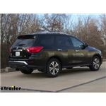 Trailer Hitch Installation - 2017 Nissan Pathfinder - Draw-Tite