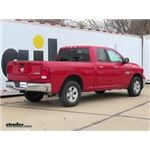 Trailer Hitch Installation - 2017 Ram 1500 - Draw-Tite