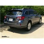 EcoHitch Hidden Trailer Hitch Installation - 2017 Subaru Outback Wagon