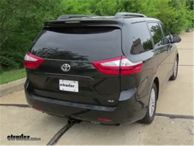 Trailer Wiring Harness For Toyota Sienna : Compare vs curt trailer hitch etrailer