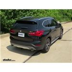 Trailer Hitch Installation - 2018 BMW X1 - Draw-Tite