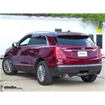 Curt Trailer Hitch Installation - 2018 Cadillac XT5