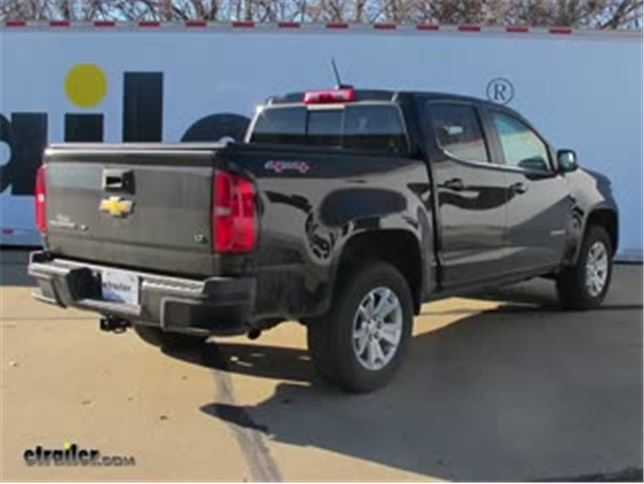 Chevy Colorado 2018 >> Draw Tite Max Frame Trailer Hitch Receiver Custom Fit Class Iv 2