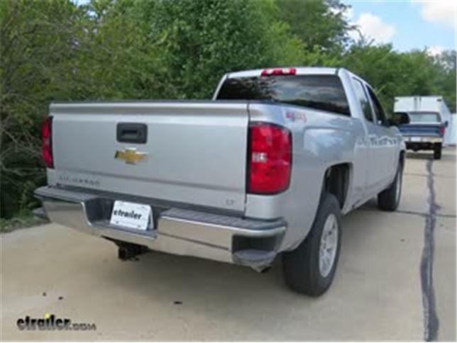 Truck Trailer Hitch >> Curt Trailer Hitch Receiver Custom Fit Class Iii 2
