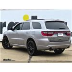 Trailer Hitch Installation - 2018 Dodge Durango - Draw-Tite