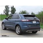 Trailer Hitch Installation - 2018 Ford Edge - Draw-Tite