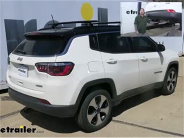 Tow Hitch Installation Near Me >> Curt Trailer Hitch Installation 2018 Jeep Compass Video Etrailer Com