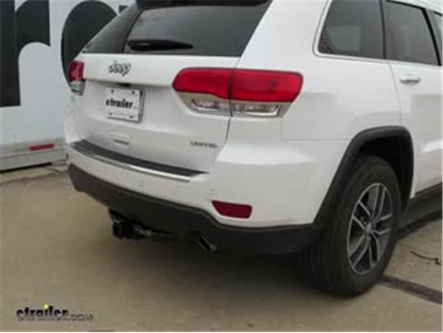 Marvelous Speaker 1: Today, In This 2018 Jeep Grand Cherokee, Weu0027ll Be Having A Look  At And Showing You How To Install The Curt Class 3 Trailer Hitch Receiver,  ...