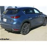 Curt Trailer Hitch Installation - 2018 Mazda CX-5