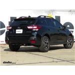Draw-Tite Max-Frame Trailer Hitch Installation - 2018 Subaru Crosstrek