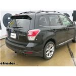 Draw-Tite Trailer Hitch Installation - 2018 Subaru Forester