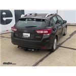 Max-Frame Trailer Hitch Installation - 2018 Subaru Impreza - Draw-Tite